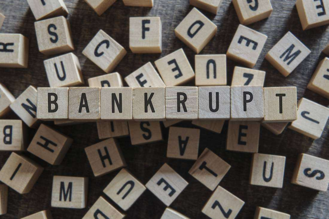 BANKRUPT GDPR