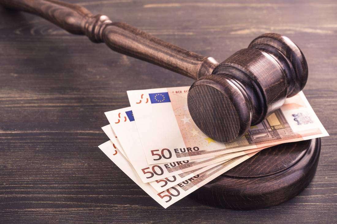 GDPR administrative fines