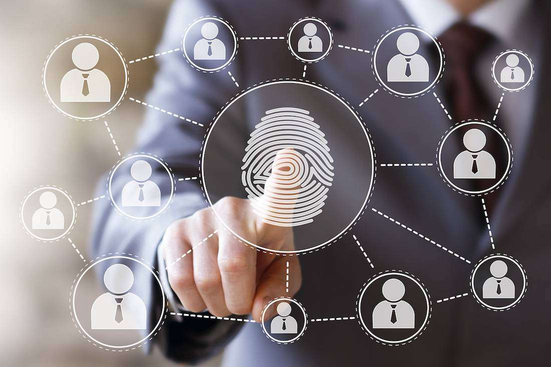 Fingerprint identification under the GDPR