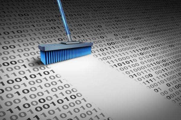 Delete data GDPR