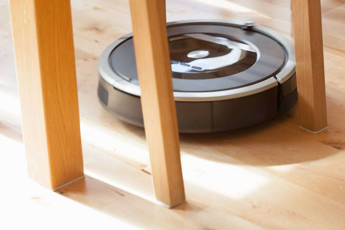 Roomba taking personal data